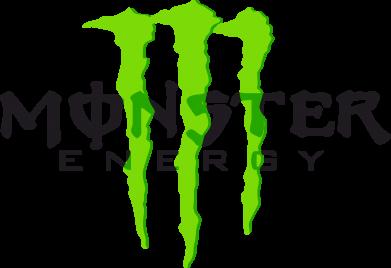 Принт Кружка 320ml Monter Energy Classic - FatLine