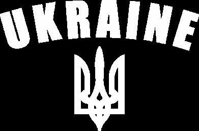 Принт Женские шорты Ukraine + герб - FatLine
