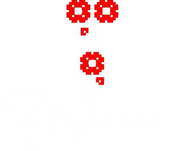 Принт Мужская футболка  с V-образным вырезом Україна вишиванка - FatLine