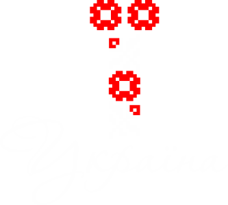 Принт Реглан (свитшот) Україна вишиванка - FatLine