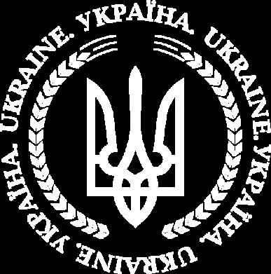 Принт Мужская толстовка на молнии Герб України - FatLine
