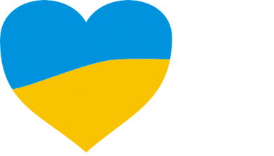 Принт Мужская толстовка на молнии Народився в Україні - FatLine