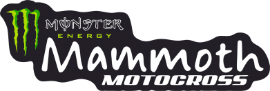 Принт Мужская майка Monster Energy Mammoth Motocross - FatLine