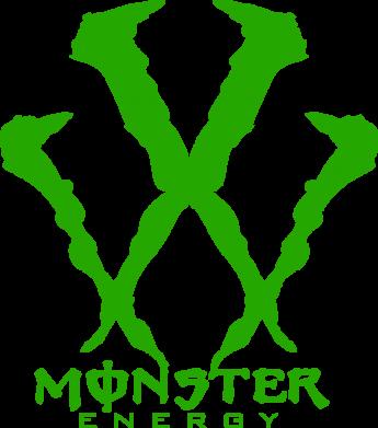 Принт Коврик для мыши Monster Energy W - FatLine