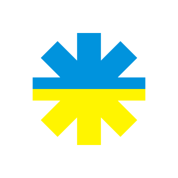 Принт Толстовка Ukraine, i'm with you - FatLine