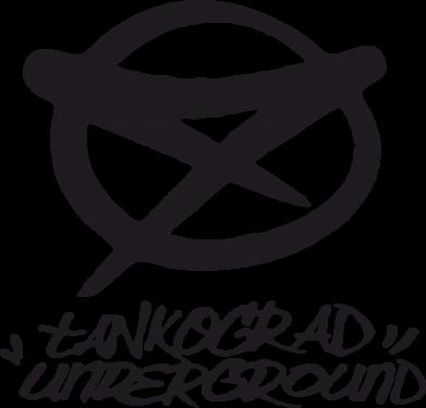 Принт Кружка 320ml Tankograd Underground Logo - FatLine