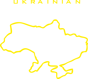 Принт Толстовка Ukrainian Scout Map - FatLine