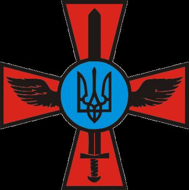 Принт Женская футболка Крест з мечем та гербом - FatLine
