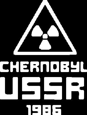 Принт Женская футболка поло Chernobyl USSR - FatLine