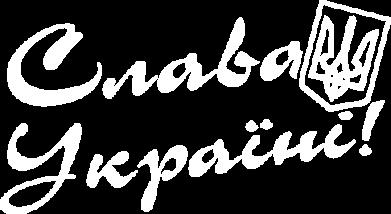 Принт Детская футболка Слава Україні з гербом - FatLine
