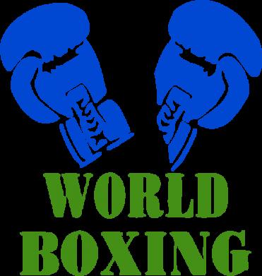 Принт Подушка World Boxing - FatLine