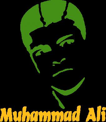 Принт Сумка Muhammad Ali - FatLine