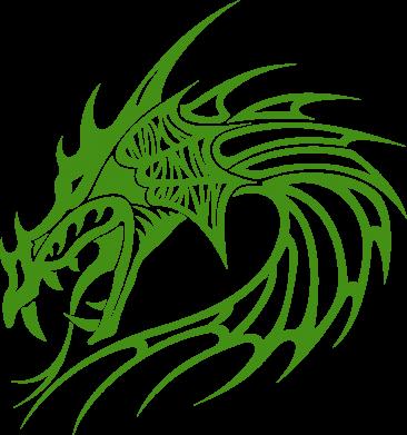 Принт Штаны Dragon - FatLine