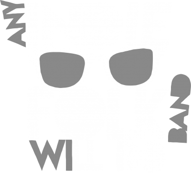 Принт Футболка Any indie folk - FatLine