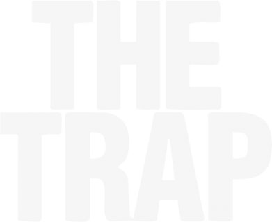 Принт кепка The Trap Logo - FatLine