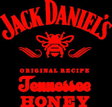 Принт Мужская майка Jack Daniels Tennessee - FatLine