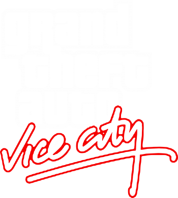 Принт GTA Vice City - FatLine