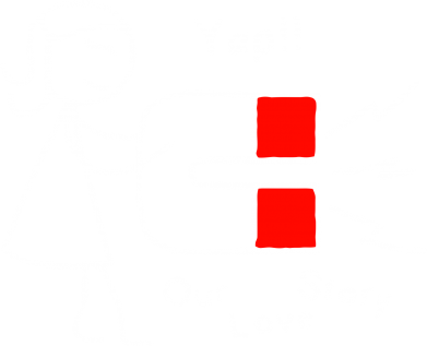 Принт Камуфляжная футболка Our love story2 - FatLine