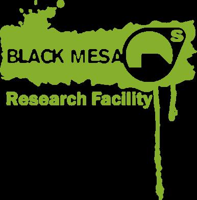 Принт Коврик для мыши Black Mesa - FatLine