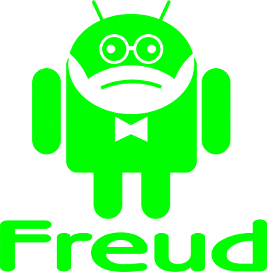 Принт Футболка Android Freud - FatLine