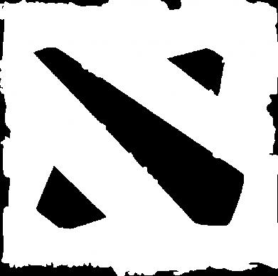 Принт Штаны Dota Logo Дота - FatLine