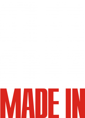 Принт Шапка Made in 80 - FatLine