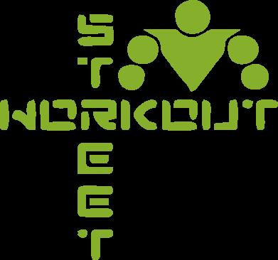 Принт Подушка Street Workout крест - FatLine