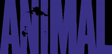Принт Женская толстовка Animal Logo - FatLine