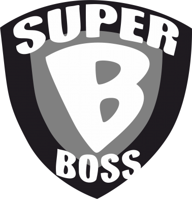 Принт Штаны Super Boss - FatLine