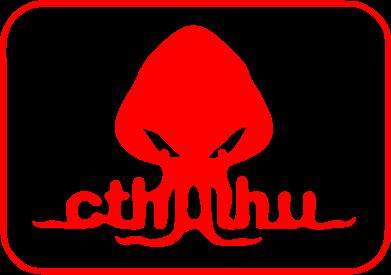 Принт Сумка Ктулху - FatLine