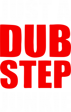 Принт Штаны Just A Dubstep - FatLine