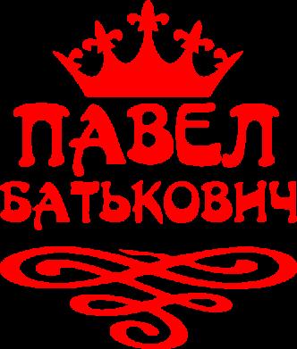 Принт Подушка Павел Батькович - FatLine