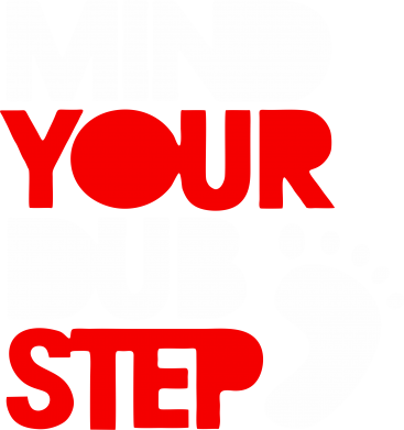 Принт Реглан Mind Your Dub Step - FatLine