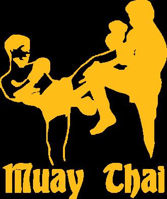 Принт Женская майка Muay Thai Fighters - FatLine