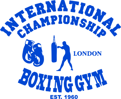 Принт Подушка International Championship Boxing Gym London - FatLine