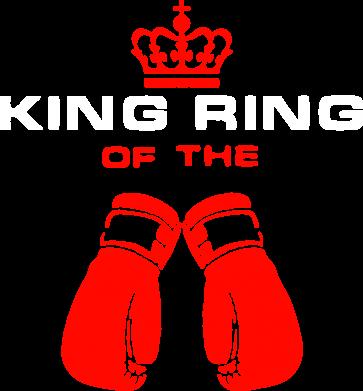 Принт Реглан (свитшот) King Ring - FatLine