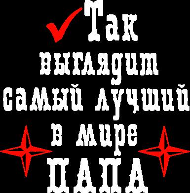 Принт Камуфляжная футболка Так выглядит лучший в Мире ПАПА - FatLine