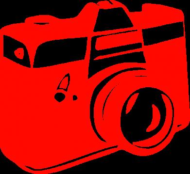 Принт Мужская майка Фотоаппарат - FatLine