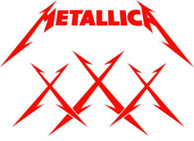 Принт Толстовка Metallica XXX - FatLine