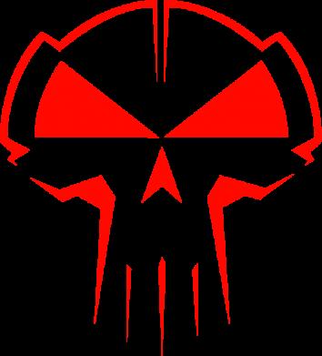 Принт Реглан rotterdam terror corps - FatLine