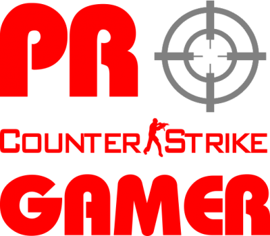 Принт Реглан Counter Strike Pro Gamer - FatLine