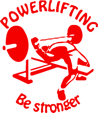 Принт Штаны Powerlifting be Stronger - FatLine
