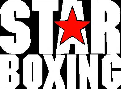 Принт Тельняшка с длинным рукавом Star Boxing - FatLine