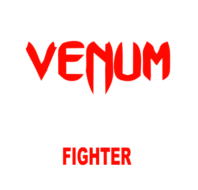 Принт Детская футболка Muay Thai Venum Fighter - FatLine