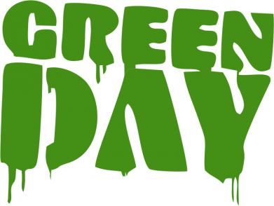 Принт Снепбек Green Day - FatLine