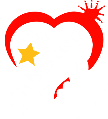 Принт Футболка Only dub step in my heart - FatLine