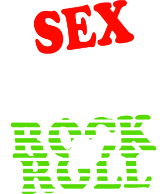 Принт Толстовка Sex drugs and rock&roll - FatLine