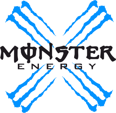 Принт Фартук Monster Energy X4 - FatLine