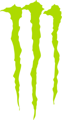 Принт Мужская майка Monster Energy Stripes 2 - FatLine