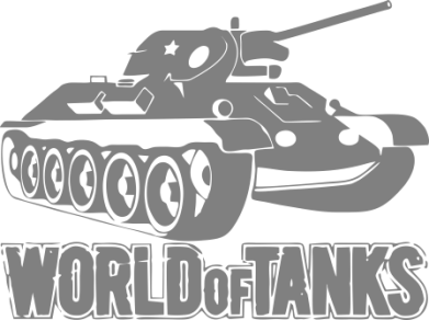 Принт Реглан World Of Tanks Game - FatLine